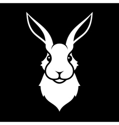 Rabbit Logo Icon vector image