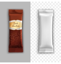 Product Packaging Design vector image vector image
