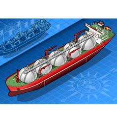 nave cargo02 b vector image