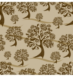 Autumn pattern thanksgiving vector