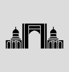 Tashkent vector image