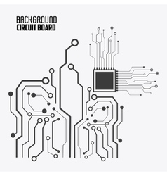 Circuit board design technology and electronic vector image