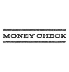 Money check watermark stamp vector