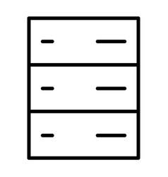 server line icon simple minimal 96x96 pictogram vector image