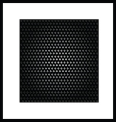 Background black texture vector