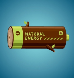 Natural energy vector