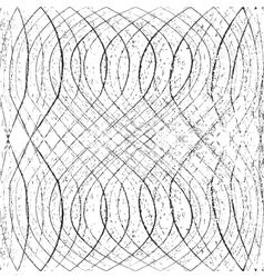 Background Fiber Wavy vector image vector image