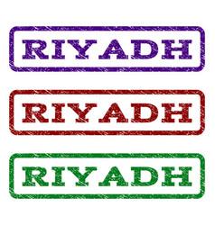 Riyadh watermark stamp vector