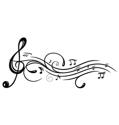 Music song vector