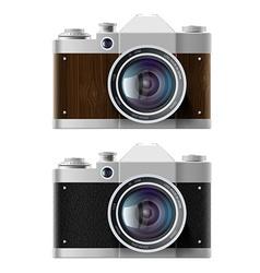 cameras Stock vector image