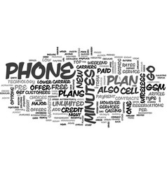 at t wireless what have they to offer text word vector image vector image