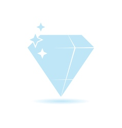 Diamond expensive color vector