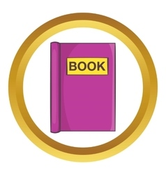 Book to read icon vector
