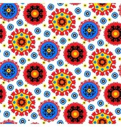 Suzani pattern vector