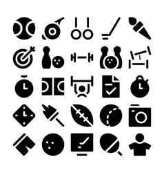 Sports icon 6 vector