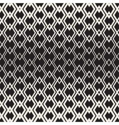 Rhombus overlapping lines lattice seamless vector