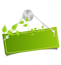 green tablet vector image