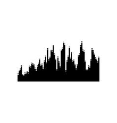 Sound or audio wave vector