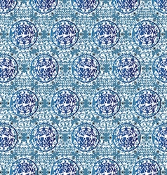 Pattern east vector