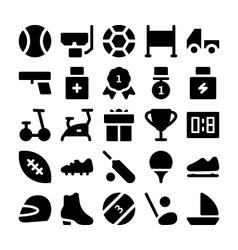 Sports icon 8 vector