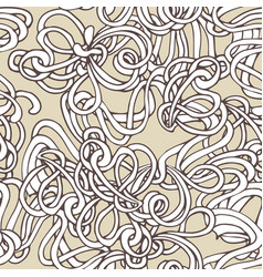 marine knot pattern vector image