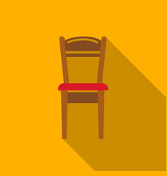 Chair icon of for web and vector