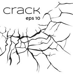 Crack vector
