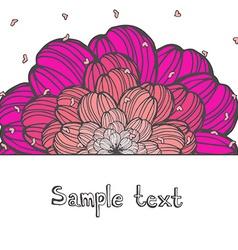 FlowerElements13 vector image vector image