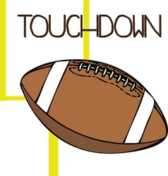 Touchdown vector