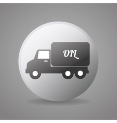Oil vehicle transport vector