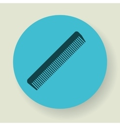 Beauty salon hairdresser vector