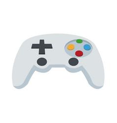 Videogame control icon vector