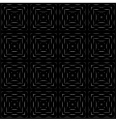 Black background seamless pattern vector image vector image