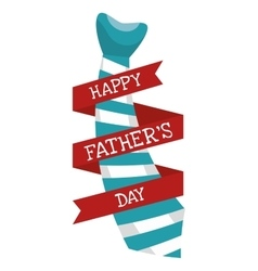 fathers day design vector image vector image