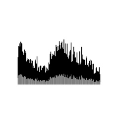 Sound or audio wave vector