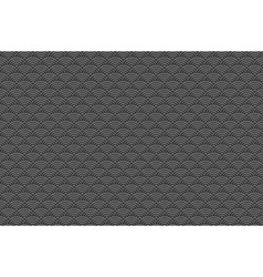 Chinese grey black seamless pattern dragon fish vector