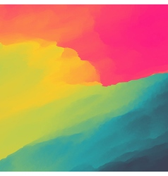 Colorful abstract background dynamic effect vector