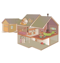 Indoor air quality vector