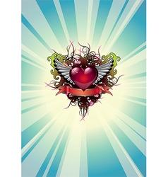 heart 11 vector image vector image