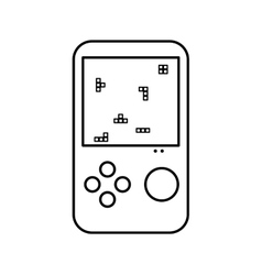 Videogame icon gadget and technology design vector