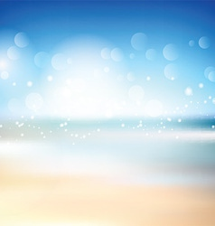 abstract beach background 3107 vector image vector image