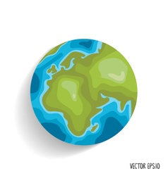 Earth vector