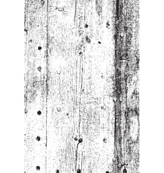 Damaged wood vector