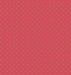 Polka Dots seamless pattern background vector image vector image