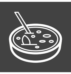 Crema Catalana vector image