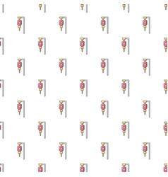 Drop counter pattern seamless vector