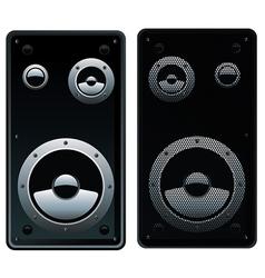 Speaker system vector