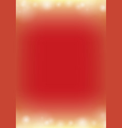 Celebrate blur red abstract background vector
