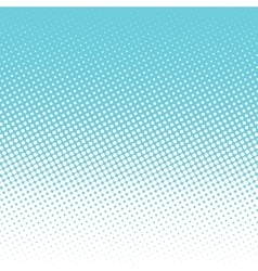 Halftone background template vector