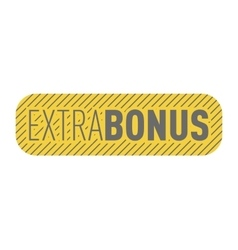 Extra bonus label vector